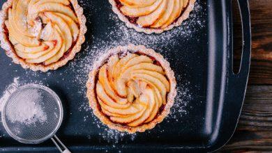 Mini tartes fines au pommes