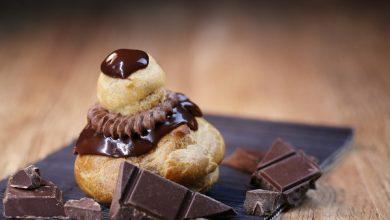 Religieuses au chocolat