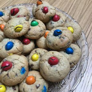 Cookies-M&Ms