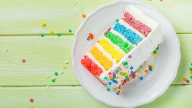 ATELIER RAINBOW CAKE