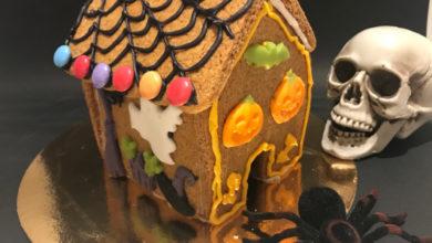 Atelier Maison Hantée d'Halloween