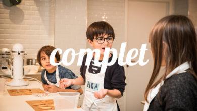 "Atelier Pimp ton goûter – Biscuit type ""Napolitain"""