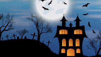 Atelier Licorne d'Halloween