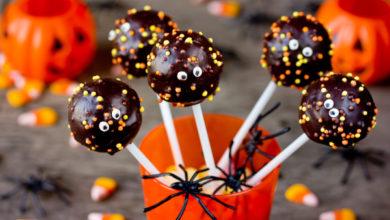 Atelier Cake Pops Halloween