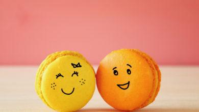 Atelier Macarons Emoji au chocolat