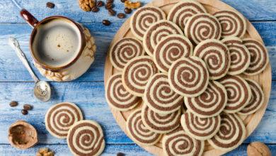 Atelier Pimp ton goûter – Sablés Spirale vanille-chocolat