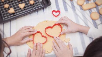 Atelier Number Cake Coeur Spécial Saint Valentin