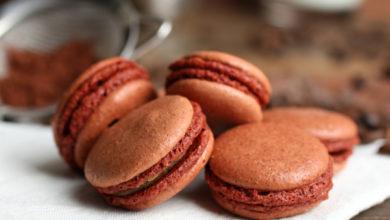 Atelier Macarons chocolat-café